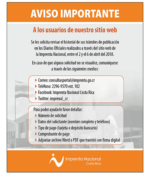 Portal Imprenta Nacional